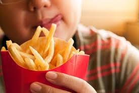 obésité chez enfant